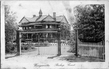 Wangaratta Bishops Court