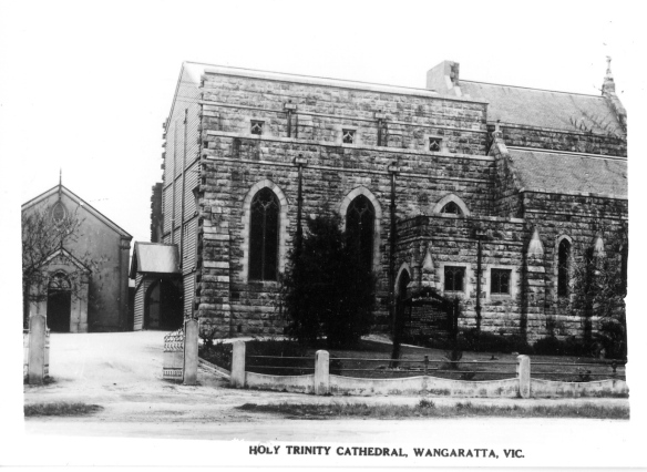 Wangaratta Holy Trinity without Heach chancel 2