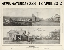 Sepia Saturday 223 12th April 2014
