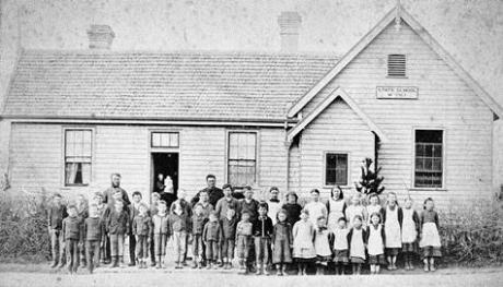 Docker's Plains SS late 1870s.